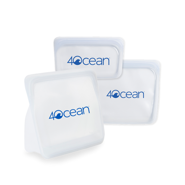 4ocean x Stasher Reusable Storage Bag featured image