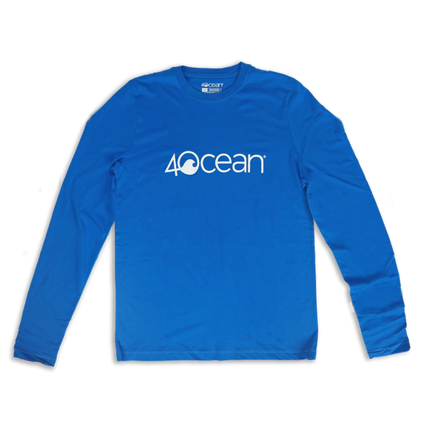 4ocean Logo Long Sleeve T-Shirt featured image