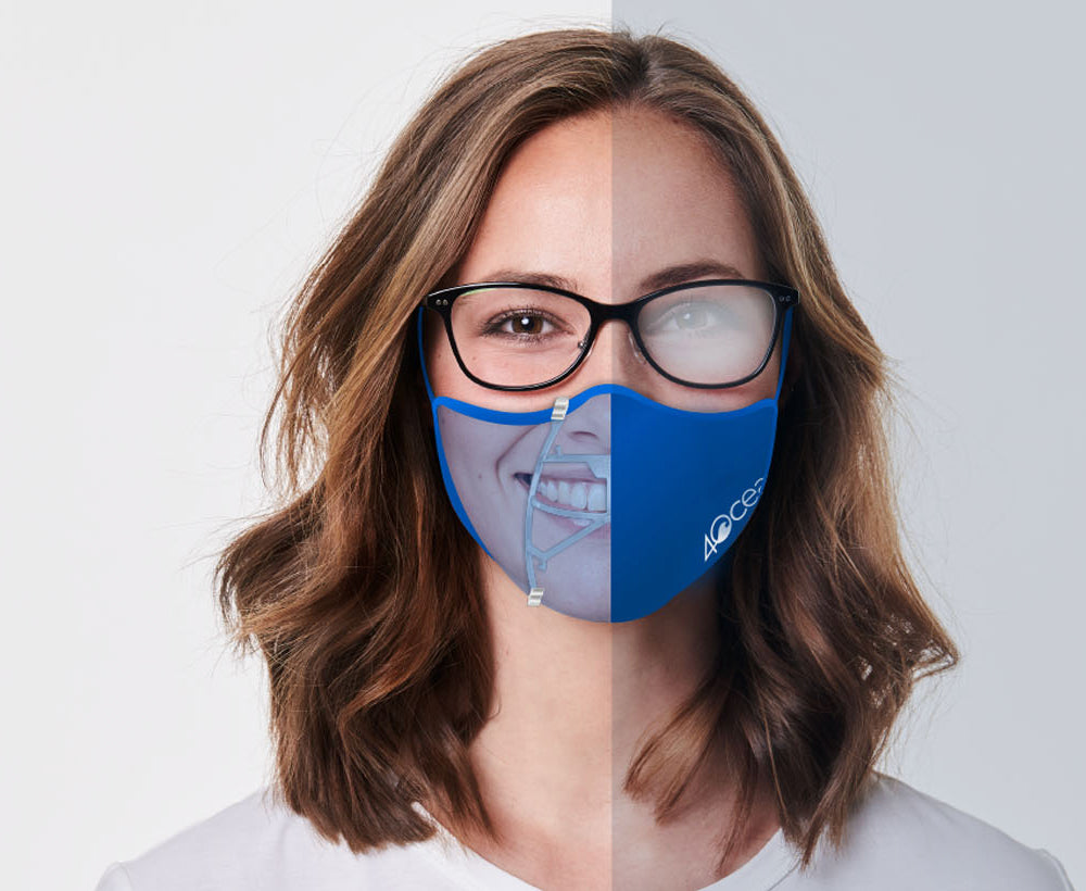 Face Mask + Support Frame 2-Pound Pack