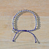 4ocean Harp Seal Beaded Bracelet Laydown