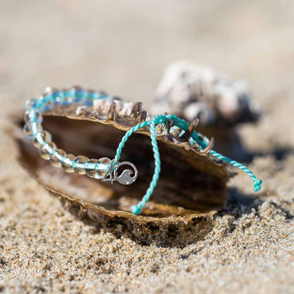 Great Barrier Reef Beaded Bracelet