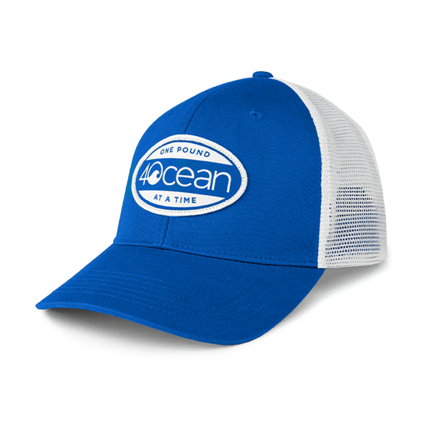 4ocean Classic Trucker Hat - Surfer Badge featured image