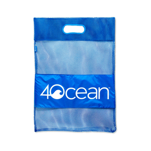 4ocean Beach Bag and Cleanup Tote