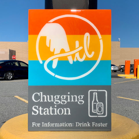 Chugging Station