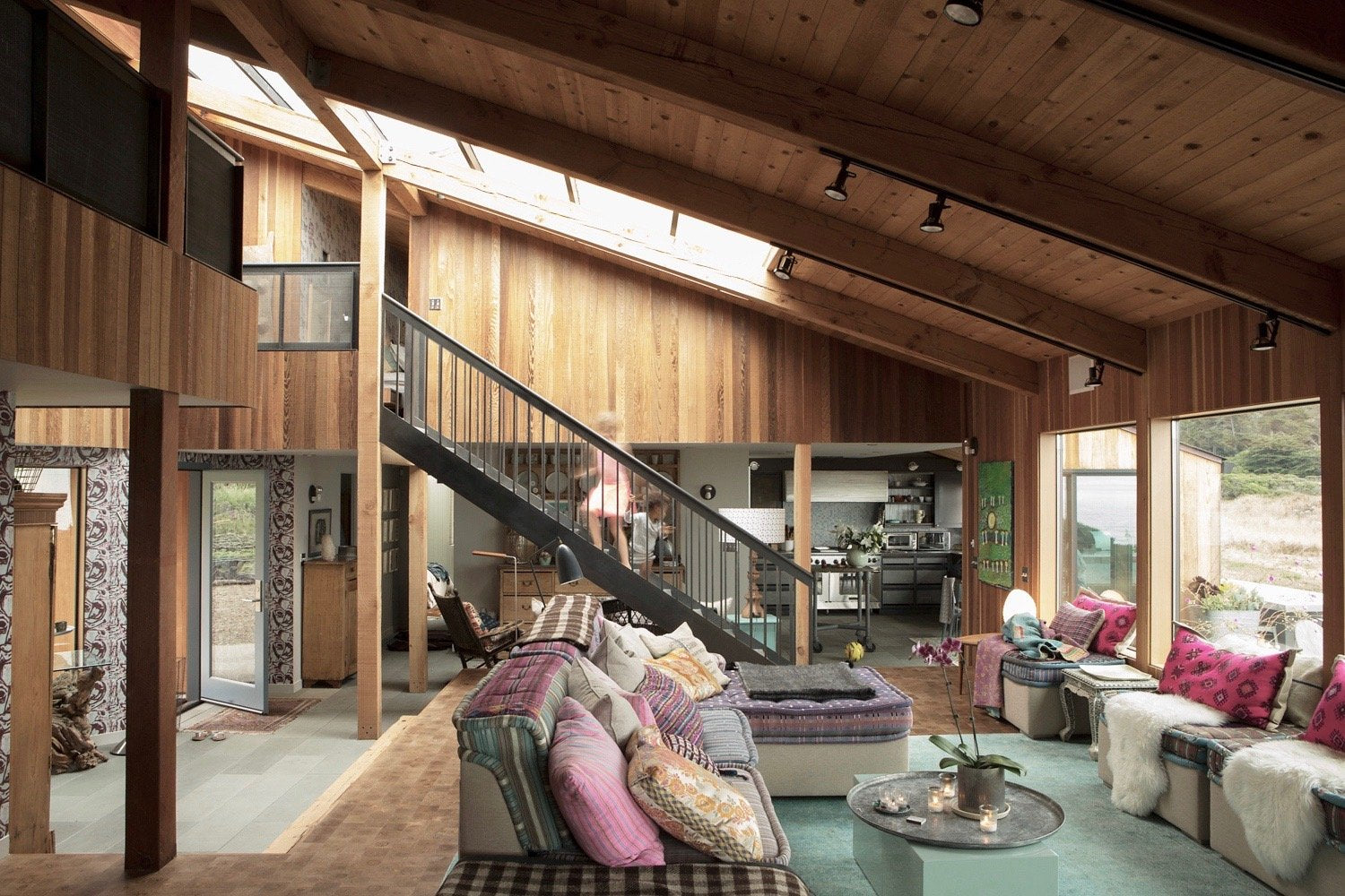 Torreador Ranch, Interior Architecture