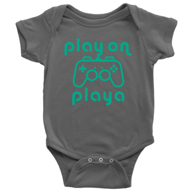 Play on Playa - Baby Bodysuit - ATX HUMOR
