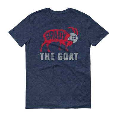 Tom Brady The GOAT Unisex T-Shirt - ATX HUMOR