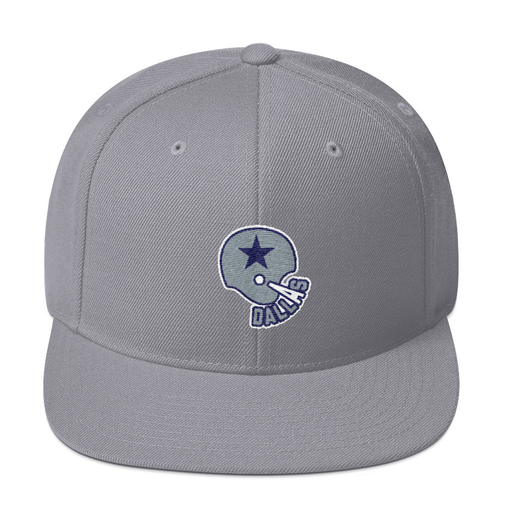 Texas Cowboys Football Hat - Dallas Snapback Inspired