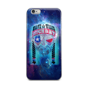 Have A Willie Nice Day In Space iPhone Case - ATX HUMOR
