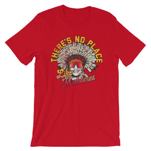 There's No Place Like Mahomes - Patrick Mahomes Kansas City Chiefs Inspired - Unisex T-Shirt - ATX HUMOR