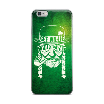Get Willie Lucky - Willie Nelson Inspired - iPhone Case - ATX HUMOR