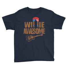 Willie Awesome USA Unisex Youth T-Shirt