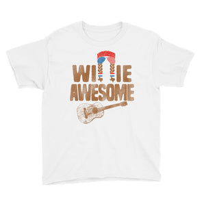 Willie Awesome USA Unisex Youth T-Shirt - ATX HUMOR
