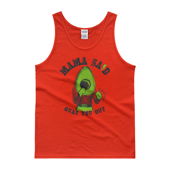 Mama Said Guac You Out Unisex Tank top - ATX HUMOR
