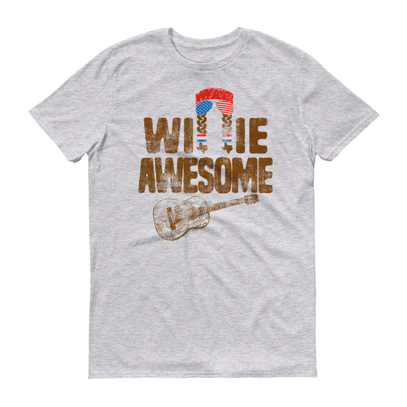 Willie Awesome USA Unisex T-Shirt - ATX HUMOR