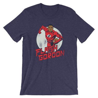 Flash Gordon - Josh Gordon New England Patriots Inspired Unisex T-Shirt - ATX HUMOR