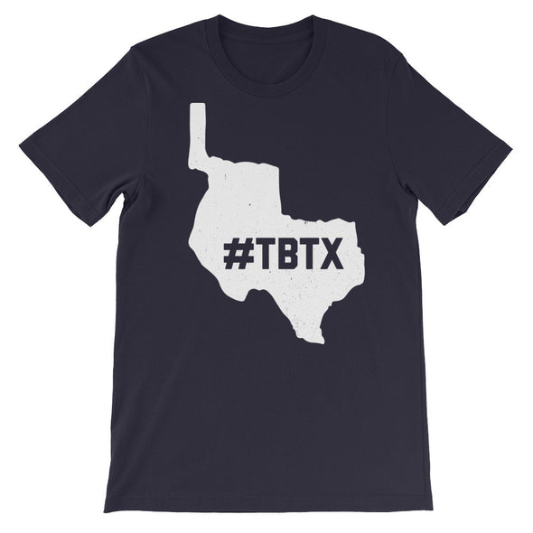 Republic of Texas 1836 Throwback #TBTX Unisex T-Shirt - ATX HUMOR