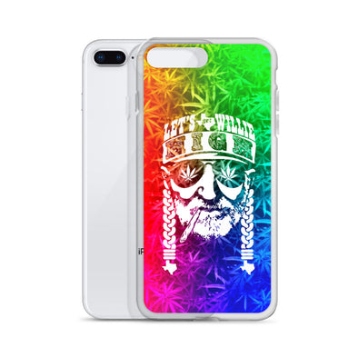 Let's Get Willie High - Willie Nelson Inspired - 420 iPhone Case - ATX HUMOR