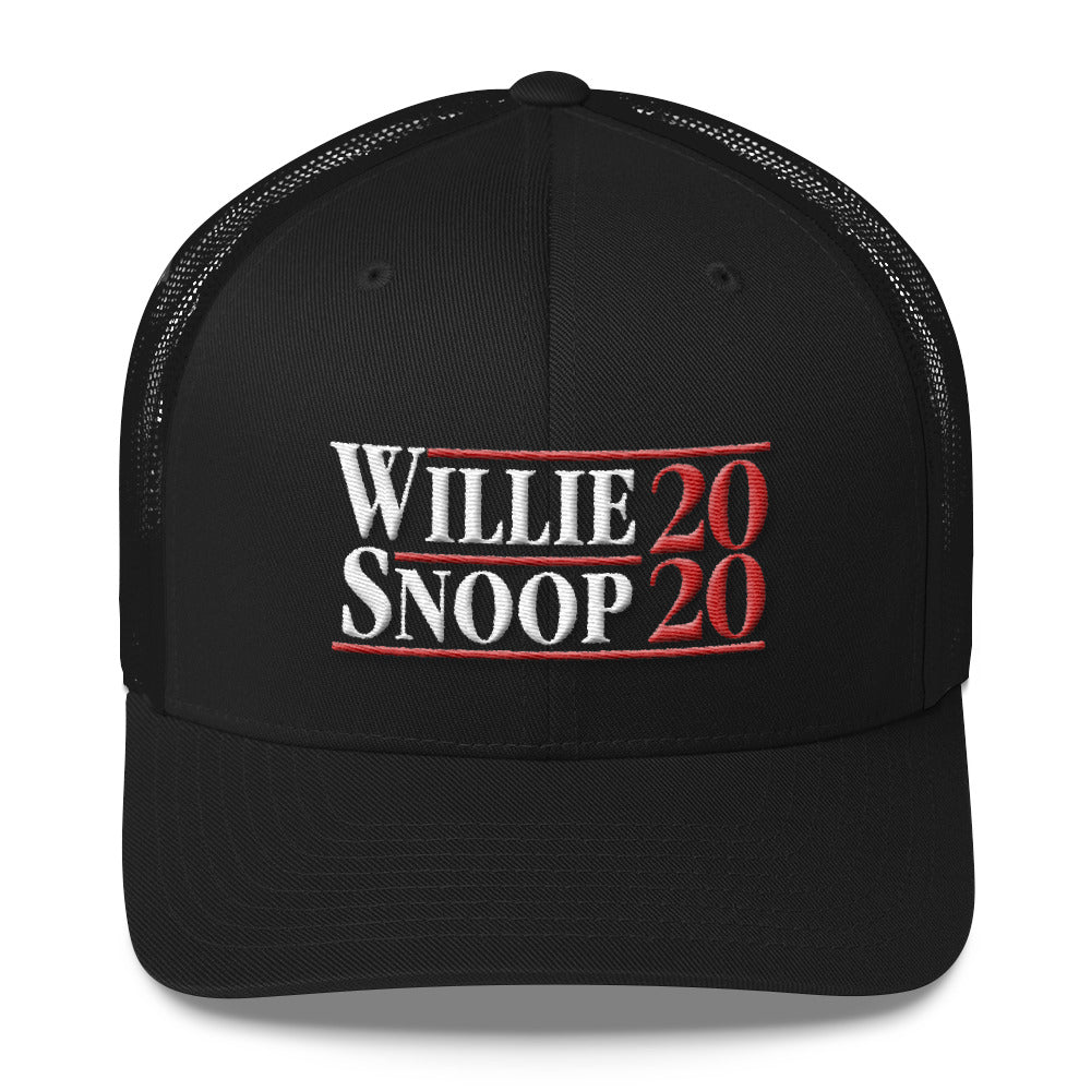 Willie Nelson 2020 Tour Vote Willie Nelson and Snoop Dogg 2020 Presidential Inspired