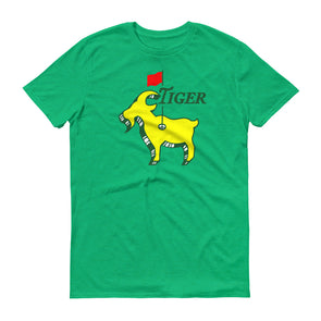 Tiger Woods - Good at Golf -The GOAT - Greatest Comeback T-Shirt - ATX HUMOR