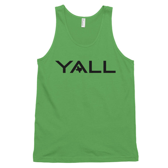 Y'all Surf Style (Black Print) Tank - ATX HUMOR
