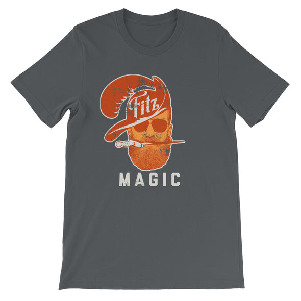 Fitzmagic - Fitz Magic - Ryan Fitzpatrick Inspired Football Tampa Bay Florida Unisex T-Shirt - ATX HUMOR