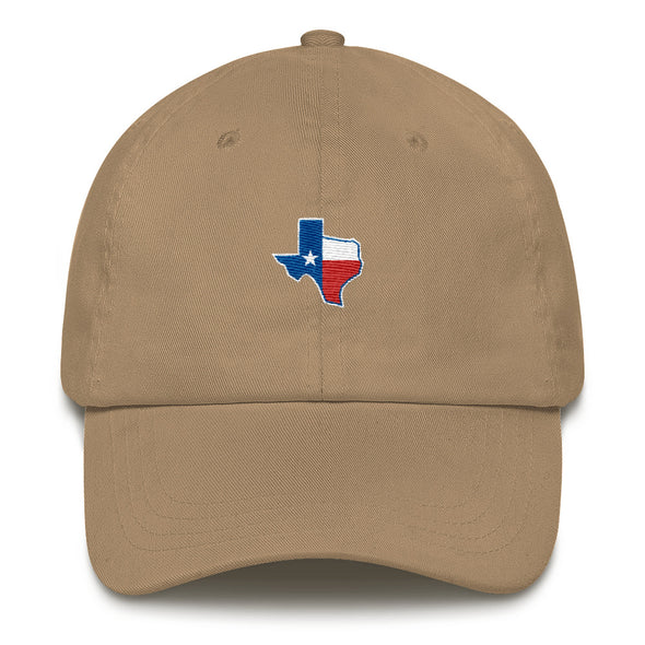 Texas Flag State of Texas Dad Hat - ATX HUMOR