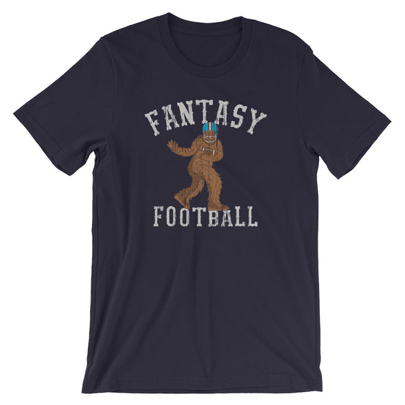 Bigfoot Fantasy Football - Unisex T-Shirt - ATX HUMOR