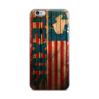 Texus Flag iPhone Case - ATX HUMOR