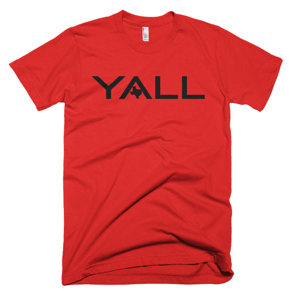 Y'all Surf Style (Black Print) Unisex T-Shirt - ATX HUMOR