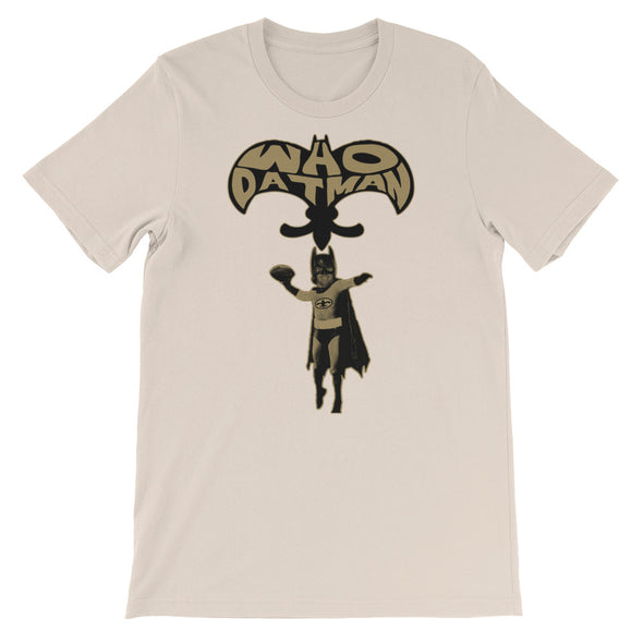 Drew Brees Who Dat Man New Orleans Saints Inspired Unisex T-Shirt - ATX HUMOR