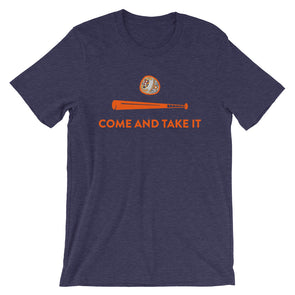 Come and Take It World Series Ring Houston Astros Inspired Unisex T-Shirt - ATX HUMOR
