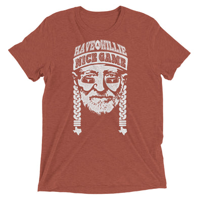 Have A Willie Nice Game Unisex T-Shirt - ATX HUMOR