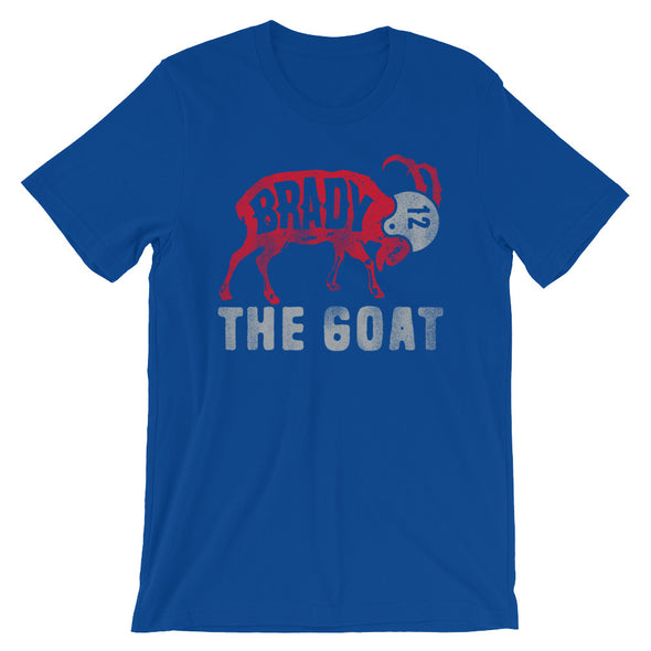 Tom Brady Inspired The GOAT (Greatest of All Time) Unisex T-Shirt - ATX HUMOR