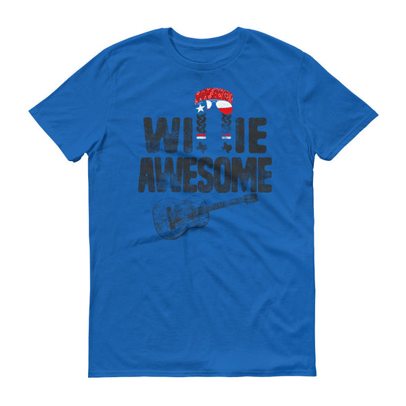 Willie Awesome Lone Star Unisex T-Shirt - ATX HUMOR