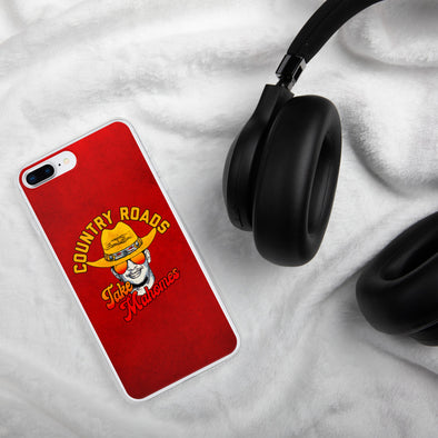 Country Roads Take Mahomes - Patrick Mahomes Kansas City Chiefs Inspired - iPhone Case - ATX HUMOR