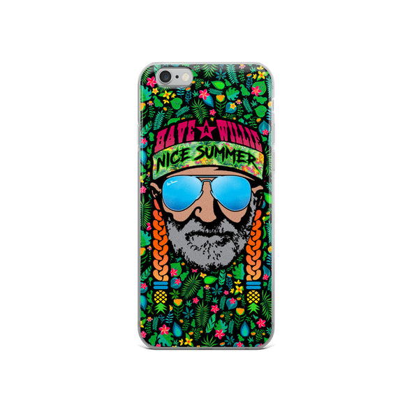Have a Willie Nice Summer - Willie Nelson Inspired - iPhone Case - ATX HUMOR