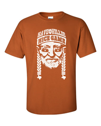 Have A Willie Nice Game Men's Shirt - ATX HUMOR