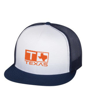 Texas Surf Style Snapback Hat - ATX HUMOR
