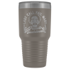 Last Call Hail Mary Prescott Touchdown - Post Malone Dak Prescott Dallas Cowboys Inspired - 30 Ounce Vacuum Tumbler - ATX HUMOR