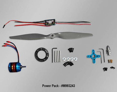 Multiplex FunCub Power Pack | RC Overstock