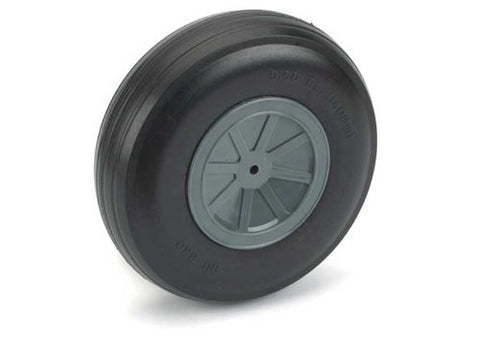 "Du-Bro 5-1/2"" Dia. Treaded Lightweight Wheel (1) 
