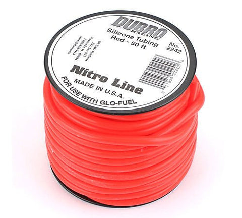 Du-Bro #2242 Nitro Line (Red) 1FT | RC Overstock