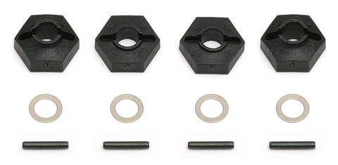 Team Associated B4 Wheel Hex Adapters | RC Overstock