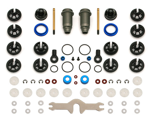 Team Associated 12mm Shock Kit (B4, B44 Front All Model Versions) | RC Overstock