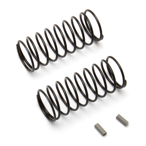 Team Associated 12mm Front Spring , Gray, 3.45 lb | RC Overstock