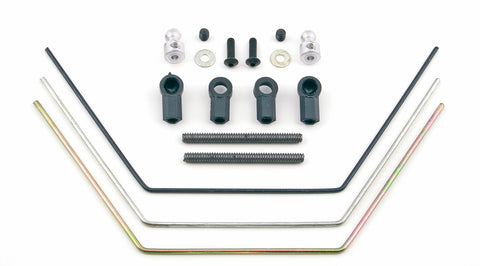 Team Associated B4 Rear Sway Bar Kit, Soft, Medium, Hard | RC Overstock