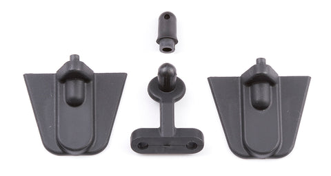 Team Associated B44 Body Mounts | RC Overstock