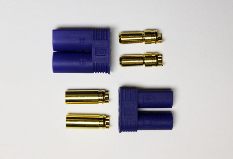 RC Overstock EC5-style Connector Pair (Male-Female) | RC Overstock