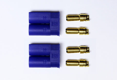 RC Overstock EC5-style Connector Male | RC Overstock